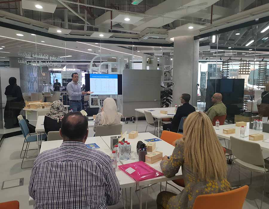 webquest arabic seo workshop dubai